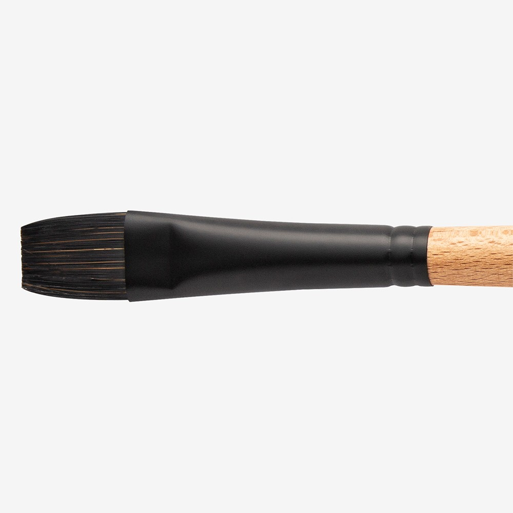 Princeton : Catalyst Polytip Bristle Brush : Bright - size 10