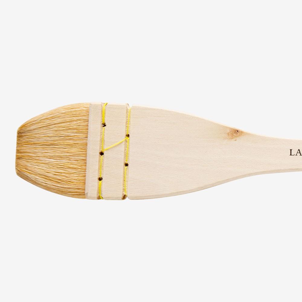 Pro Arte : Ron Ranson Hake Brush Large - 1 3/4 inches Goat Hair