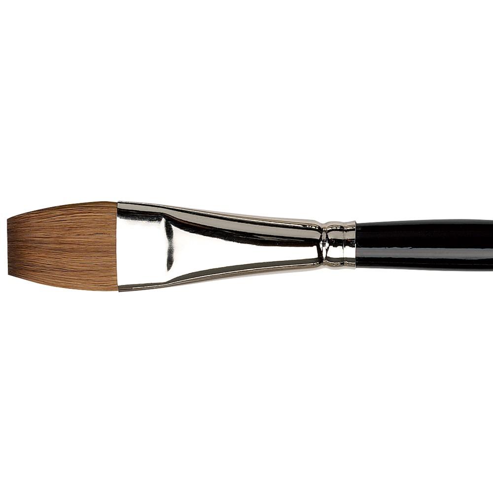 Da Vinci : Maestro : Kolinsky Tobolsky Sable : Series 1301 Flat Size 16