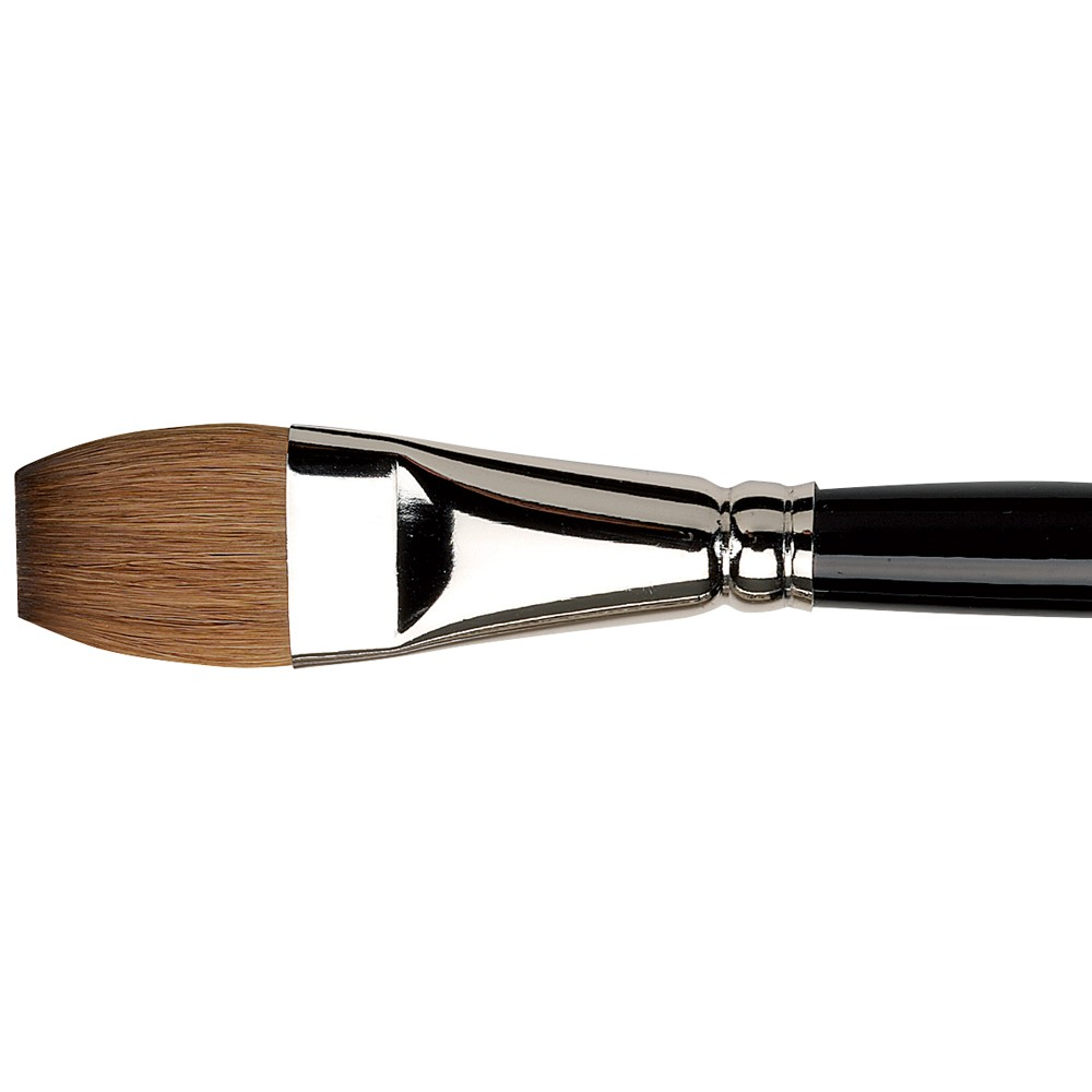Da Vinci : Maestro : Kolinsky Tobolsky Sable : Series 1301 Flat Size 18