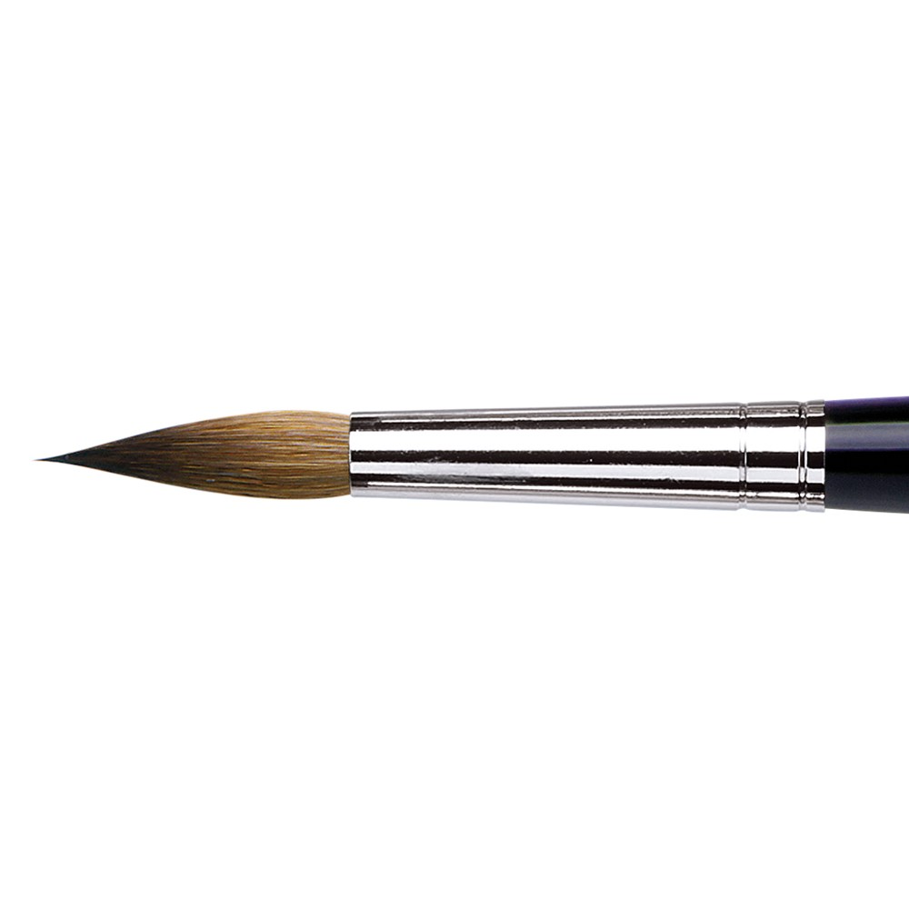 Da Vinci : Maestro : Kolinsky Tobolsky Red Sable : Series 35 : Size12