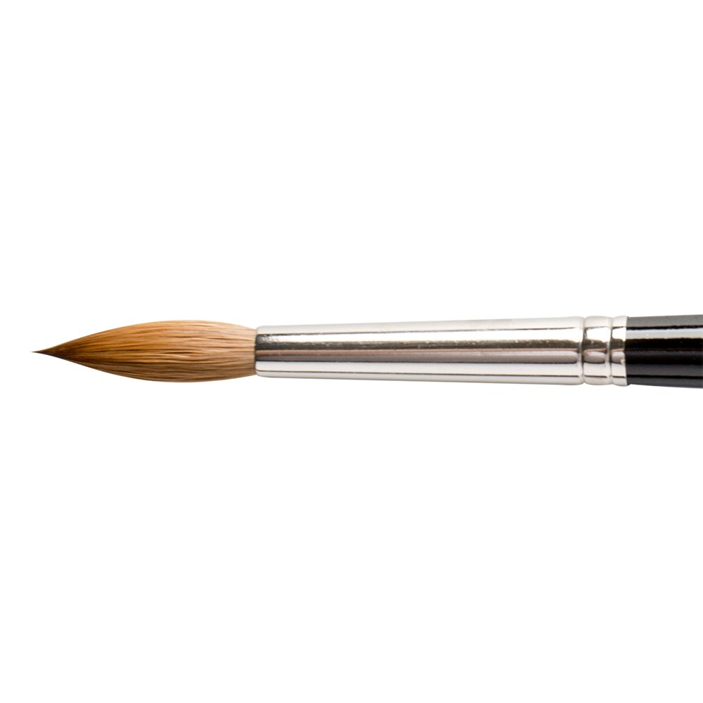 Da Vinci : Maestro : Siberian Kolinsky Red Sable Brush in Gift Box : Series 10 : Size 8
