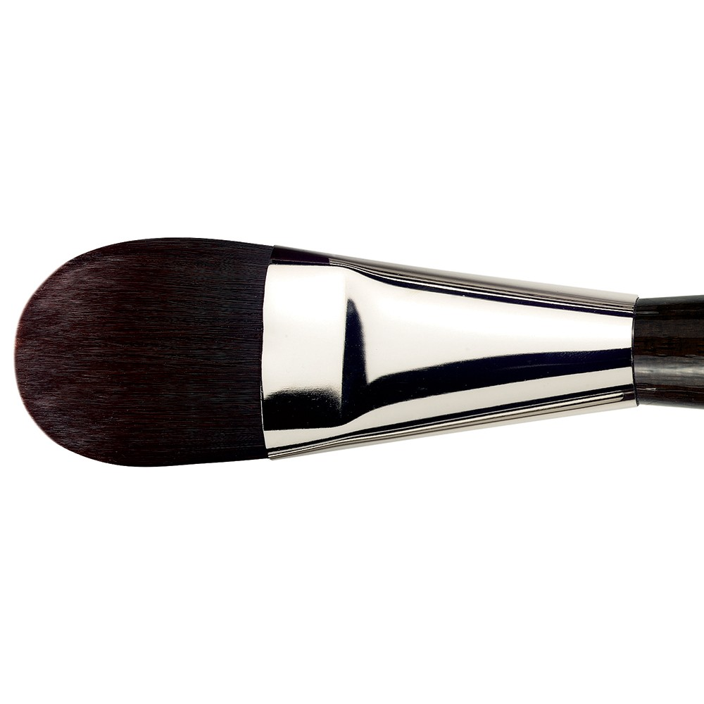 Da Vinci : Top Acryl : Synthetic Brush : Series 7785 : Round : Series 7485 : Filbert : Size 40