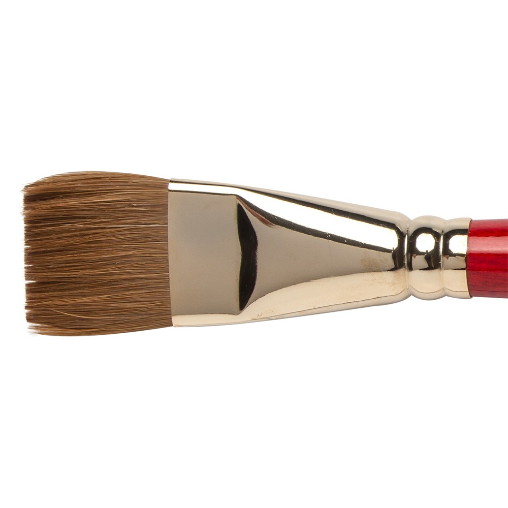 Winsor & Newton : Sceptre Gold Brush : Series 606 : One Stroke : 1Inch