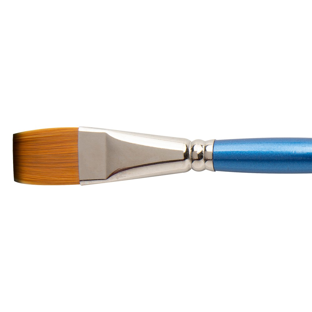 W&N : Cotman Brush : Series 666 : One Stroke : 3/4in