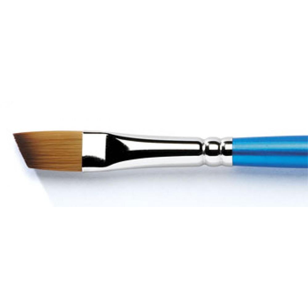 W&N : Cotman Brush : Series 667 : Angled : 1/4in
