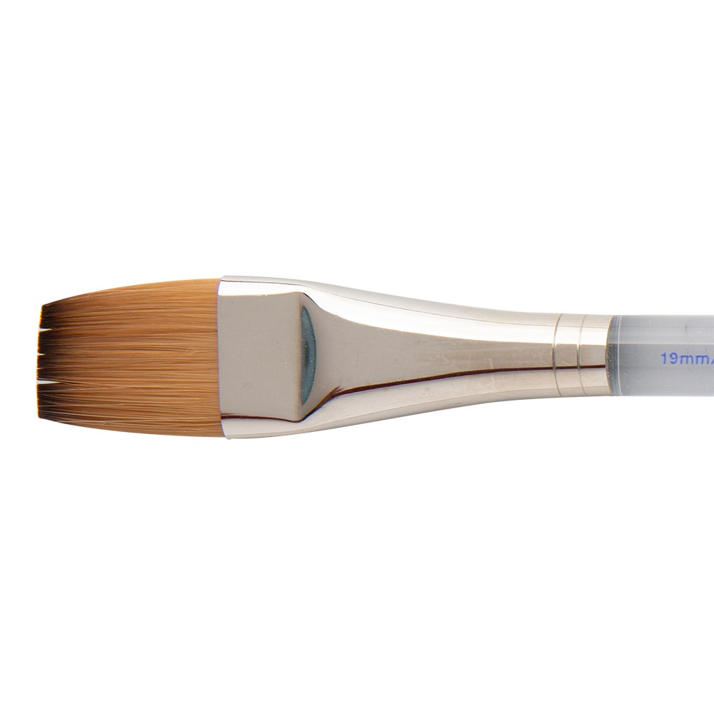 W&N : Cotman Brush : Series 777 : One Stroke Clear : 3/4in