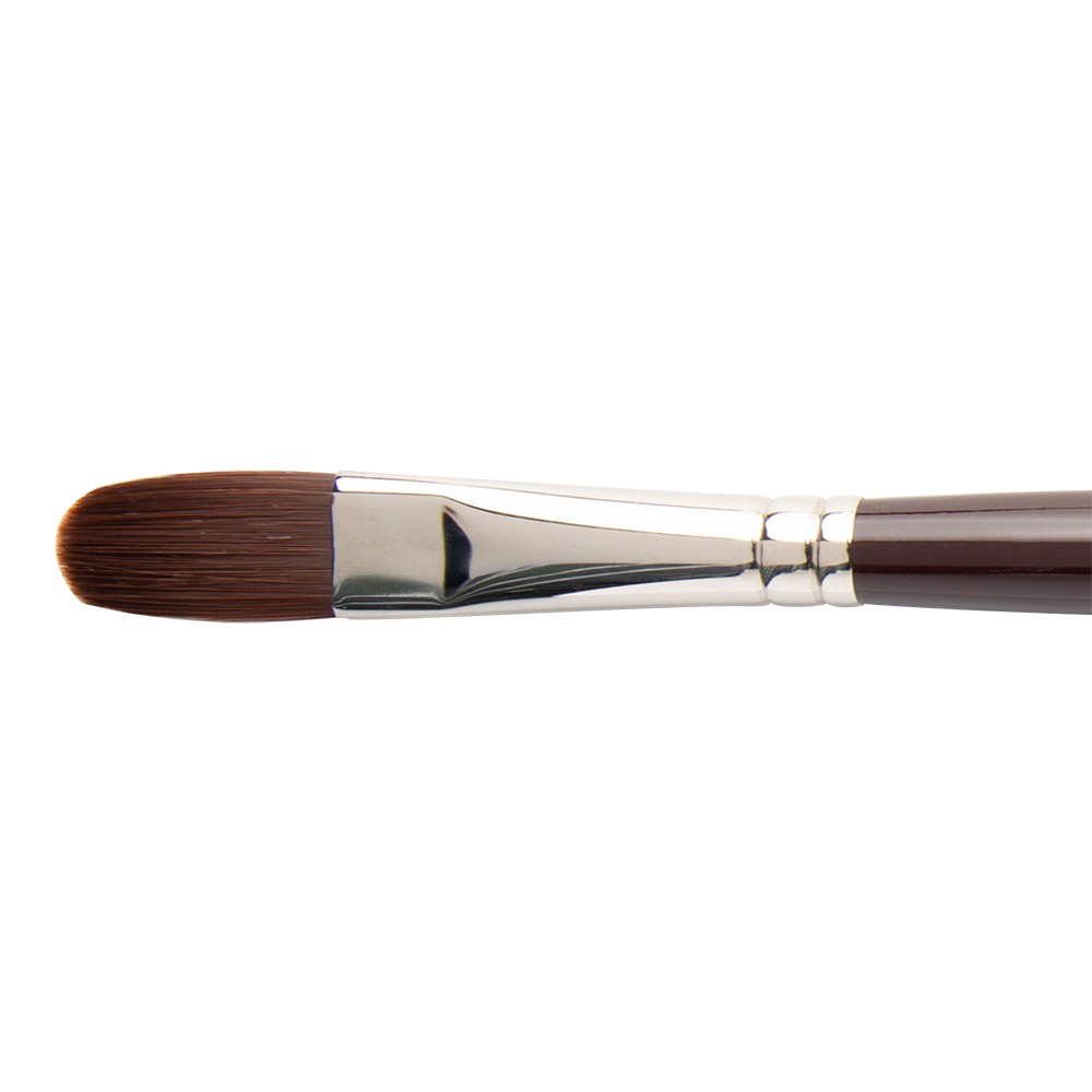 W&N : Galeria Brush : Long Handled : Filbert : No 14