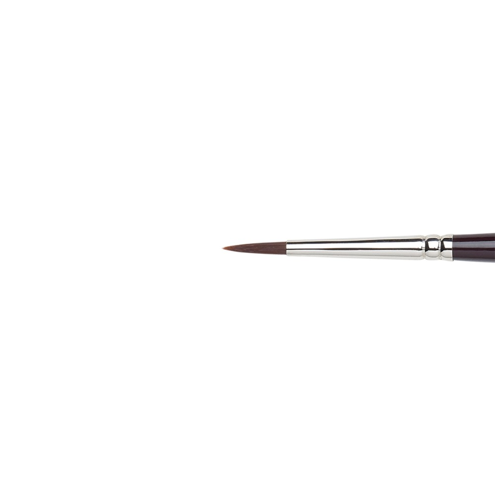 W&N : Galeria Brush : Long Handled : Round : No 4
