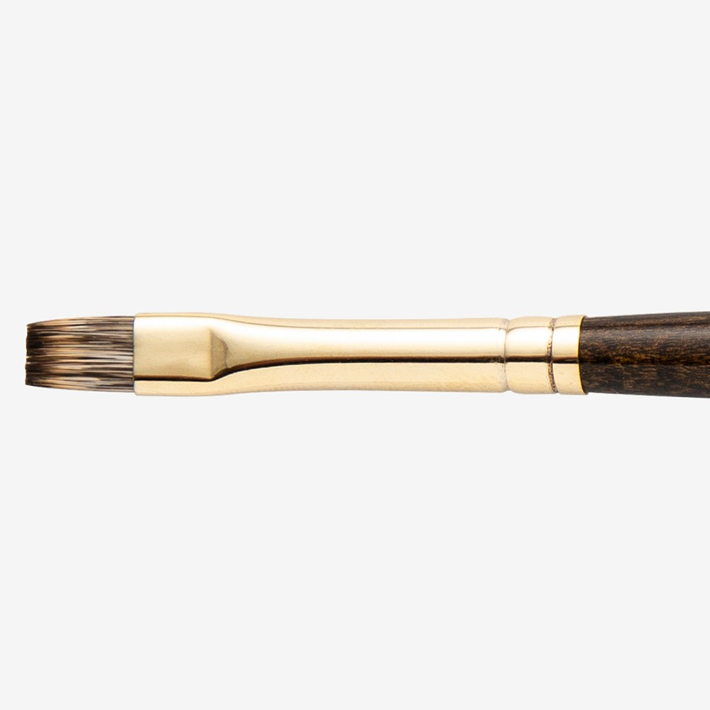 Winsor & Newton : Monarch Brush : Bright : No.6
