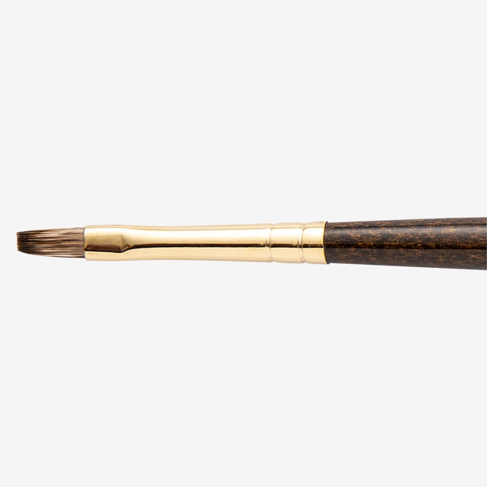 Winsor & Newton : Monarch Brush : Flat : No.2