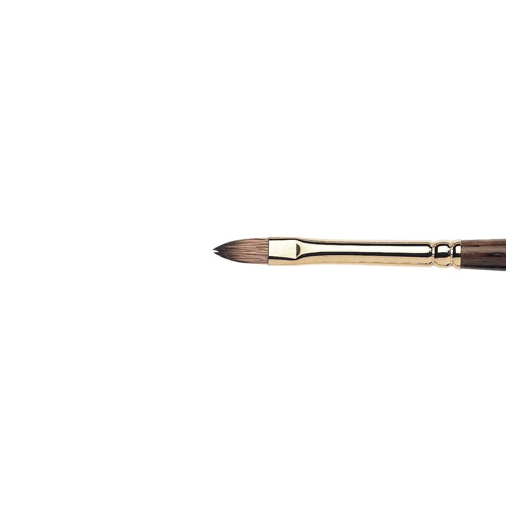 Winsor & Newton : Monarch Brush : Short Filbert : No.2