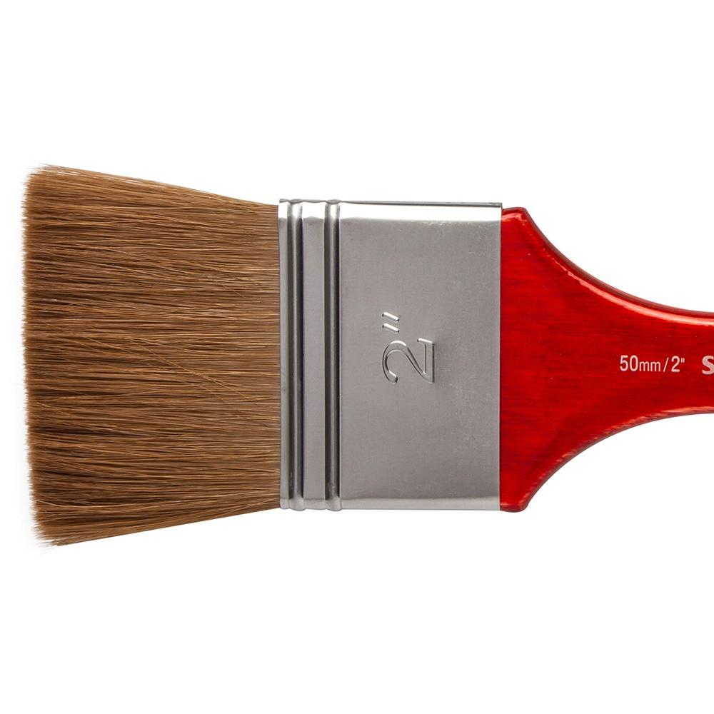 Winsor & Newton : Sceptre Gold Brush Wash Sh 50Mm/2In
