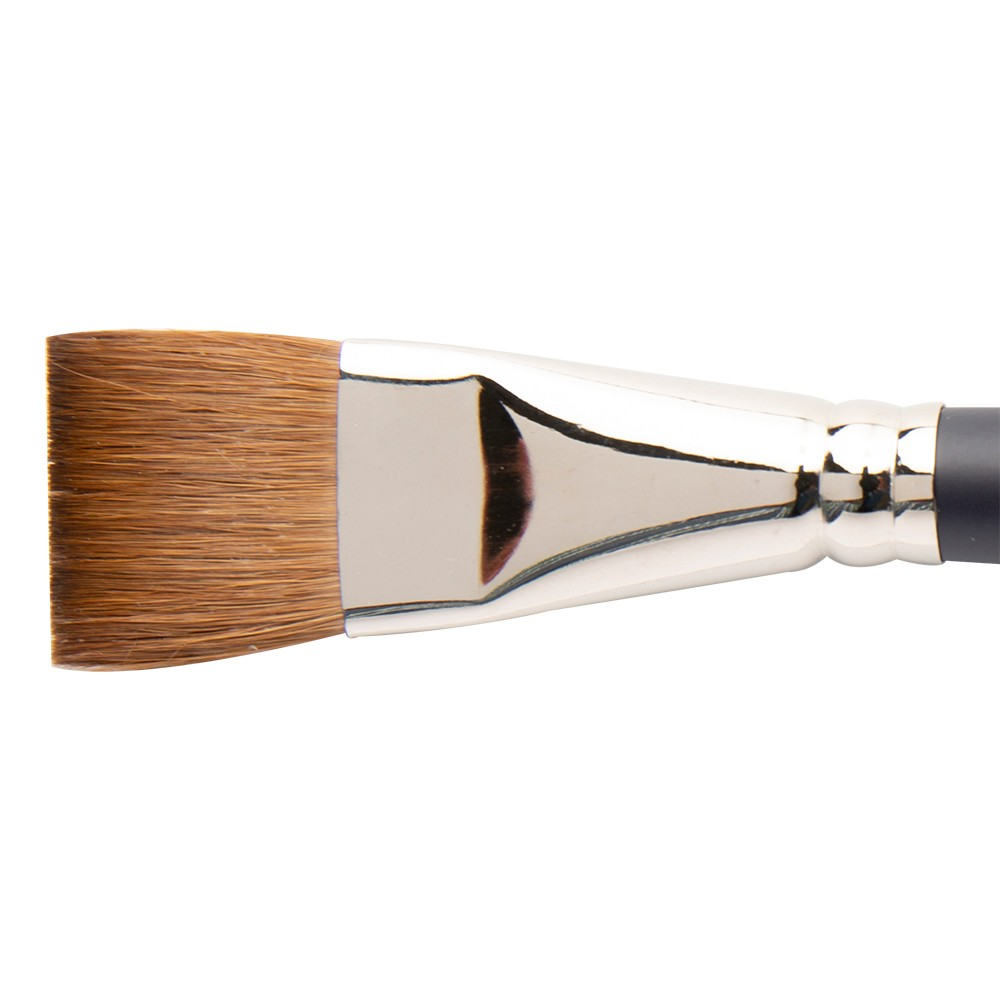 Winsor & Newton : Artist Sable Brush : One Stroke : 1 Inch