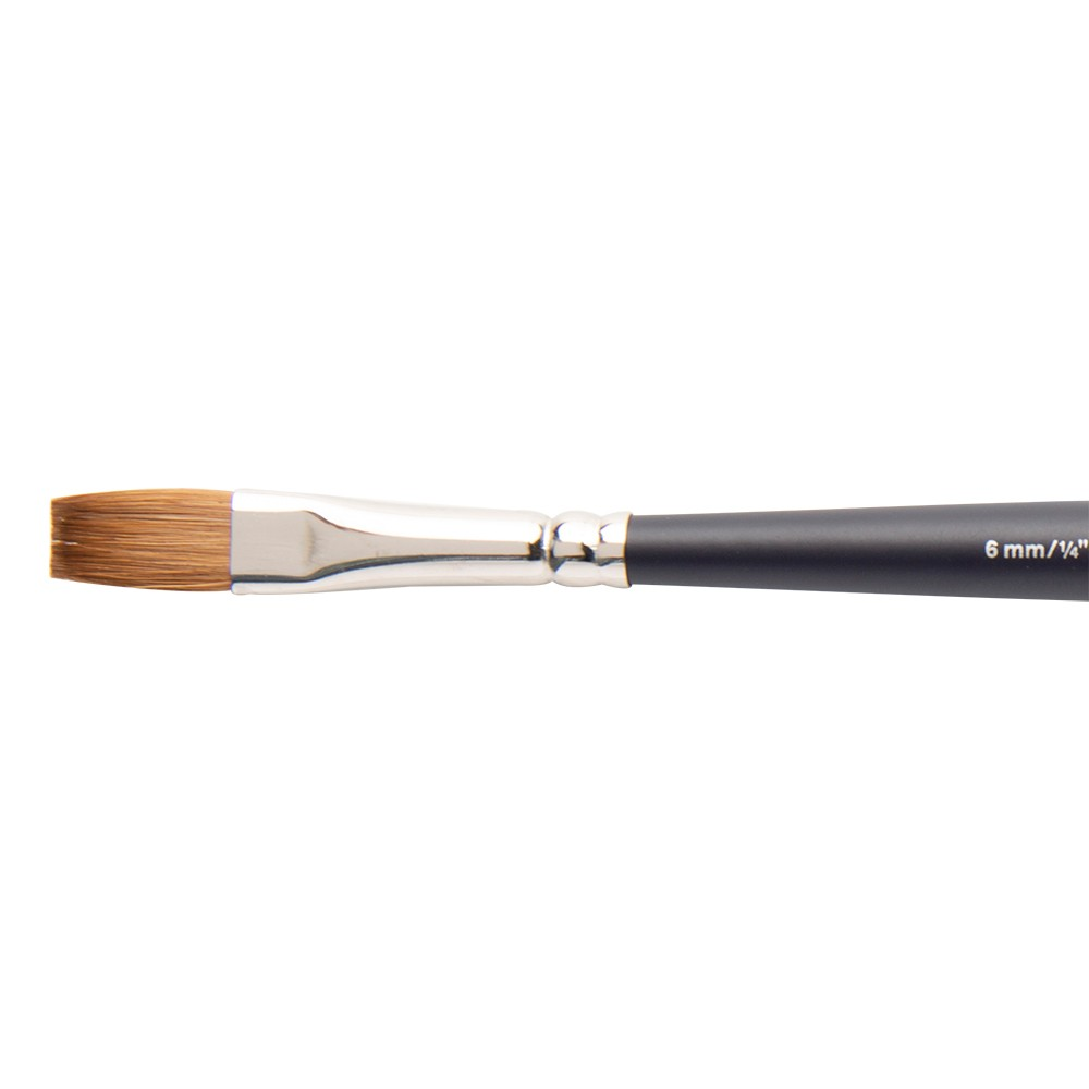 Winsor & Newton : Artist Sable Brush : One Stroke : 1/4 Inch