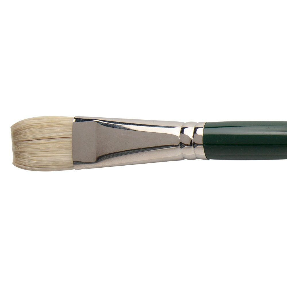 Winsor & Newton : Winton Brush : Short Flat : No 12