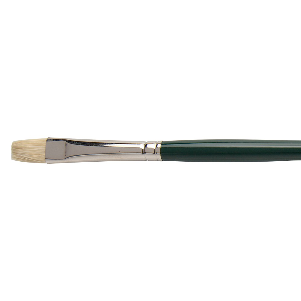 Winsor & Newton : Winton Brush : Short Flat : No 6