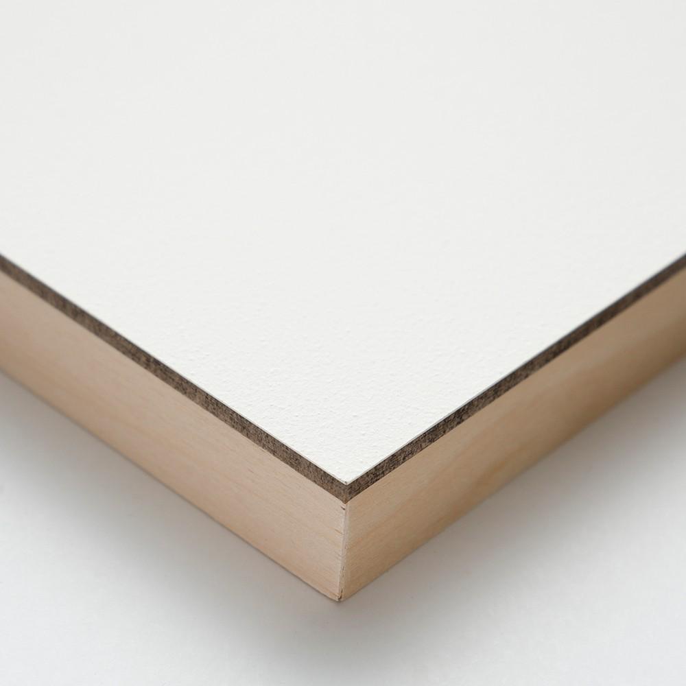 Ampersand : Aquabord Panel : Cradled 22mm : 11x14in