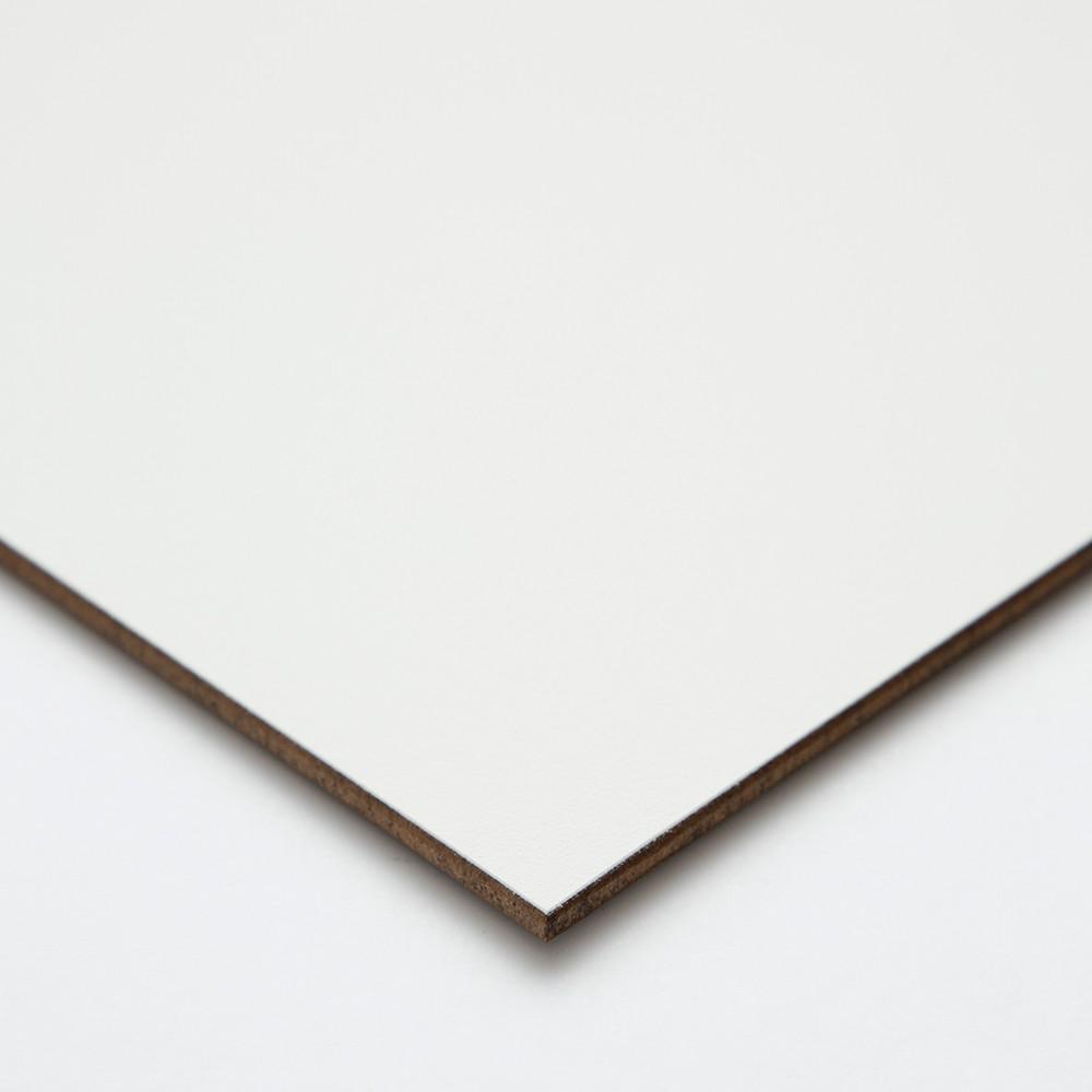 Ampersand : Encausticbord Panel : Uncradled 3mm : 8x10in
