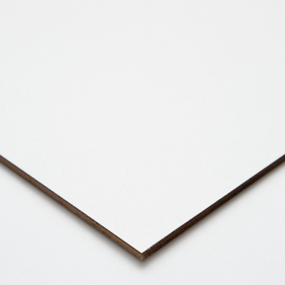 Ampersand : Gessobord Panel : Uncradled 3mm : 12x12in