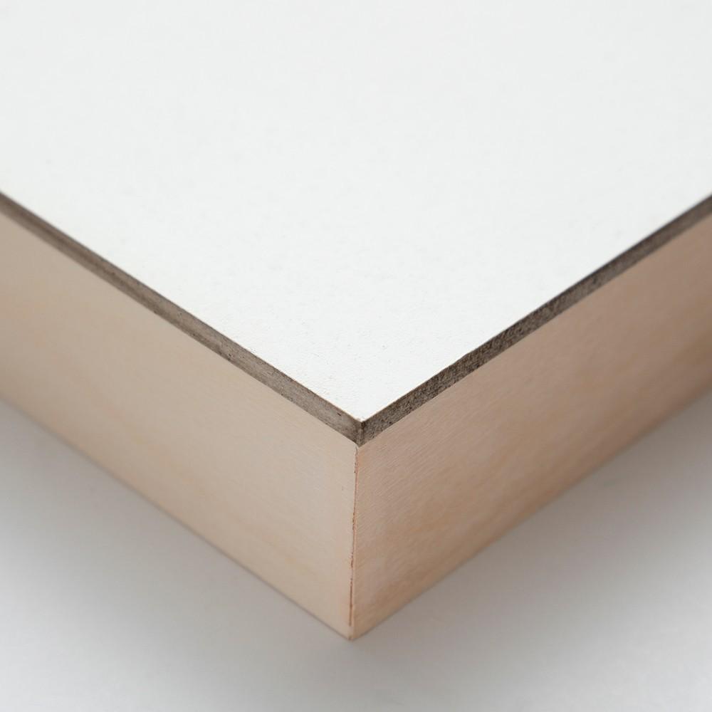 Ampersand : Gessobord Panel : Cradled 38mm : 9x12in