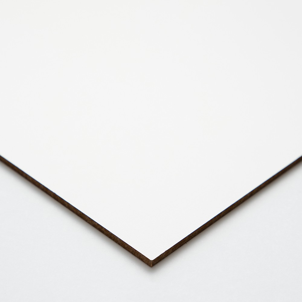 Ampersand : Artist Panel : Smooth Primed : Uncradled 3mm : 18x24in