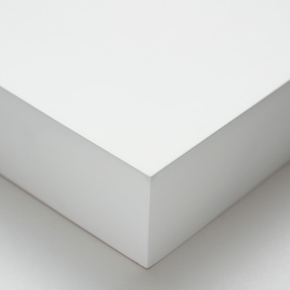 Ampersand : Artist Panel : Smooth Primed : Cradled 38mm : 12x16in