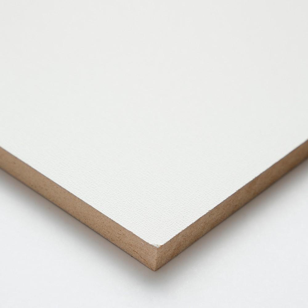 Ampersand : Artist Panel : Canvas Texture Primed : Uncradled 10mm : 12x12in