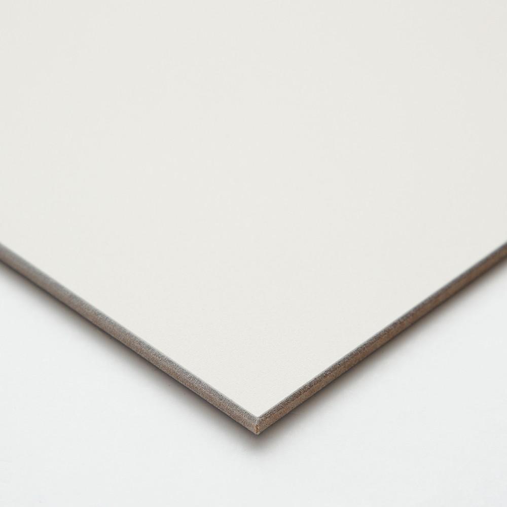 Ampersand : Pastelbord Panel : White : 8x10in