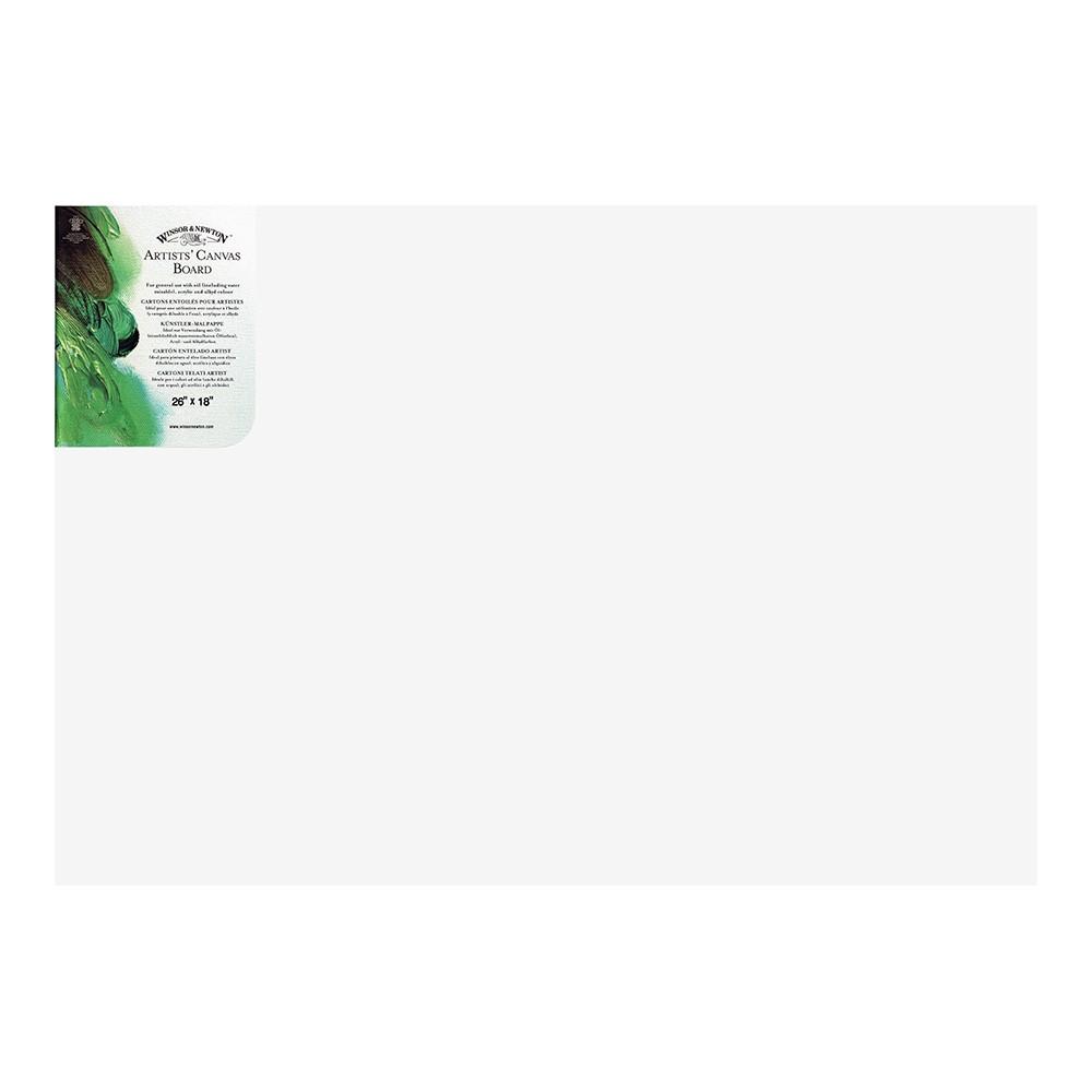 Winsor & Newton : Artists' Canvas Board : 26x18in