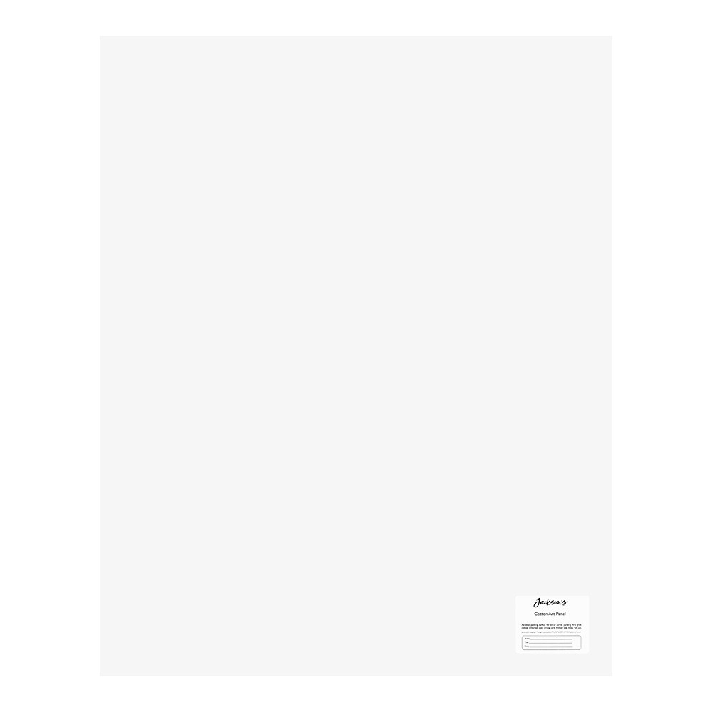 Jackson's : Academy 3mm Cotton Art Board : Canvas Panel : 24x30in