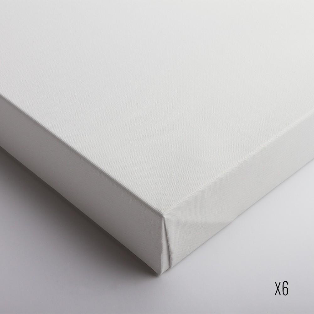 Belle Arti : Gallery Fine Poly/Cotton (32/569) : 43mm : 50x50cm : Box of 6
