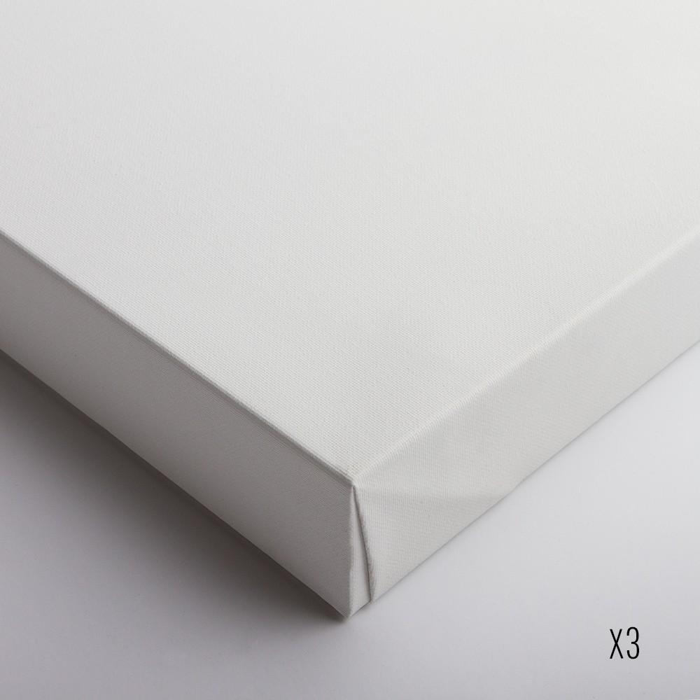 Belle Arti : Gallery Fine Poly/Cotton (32/569) : 43mm : 80x80cm : Box of 3