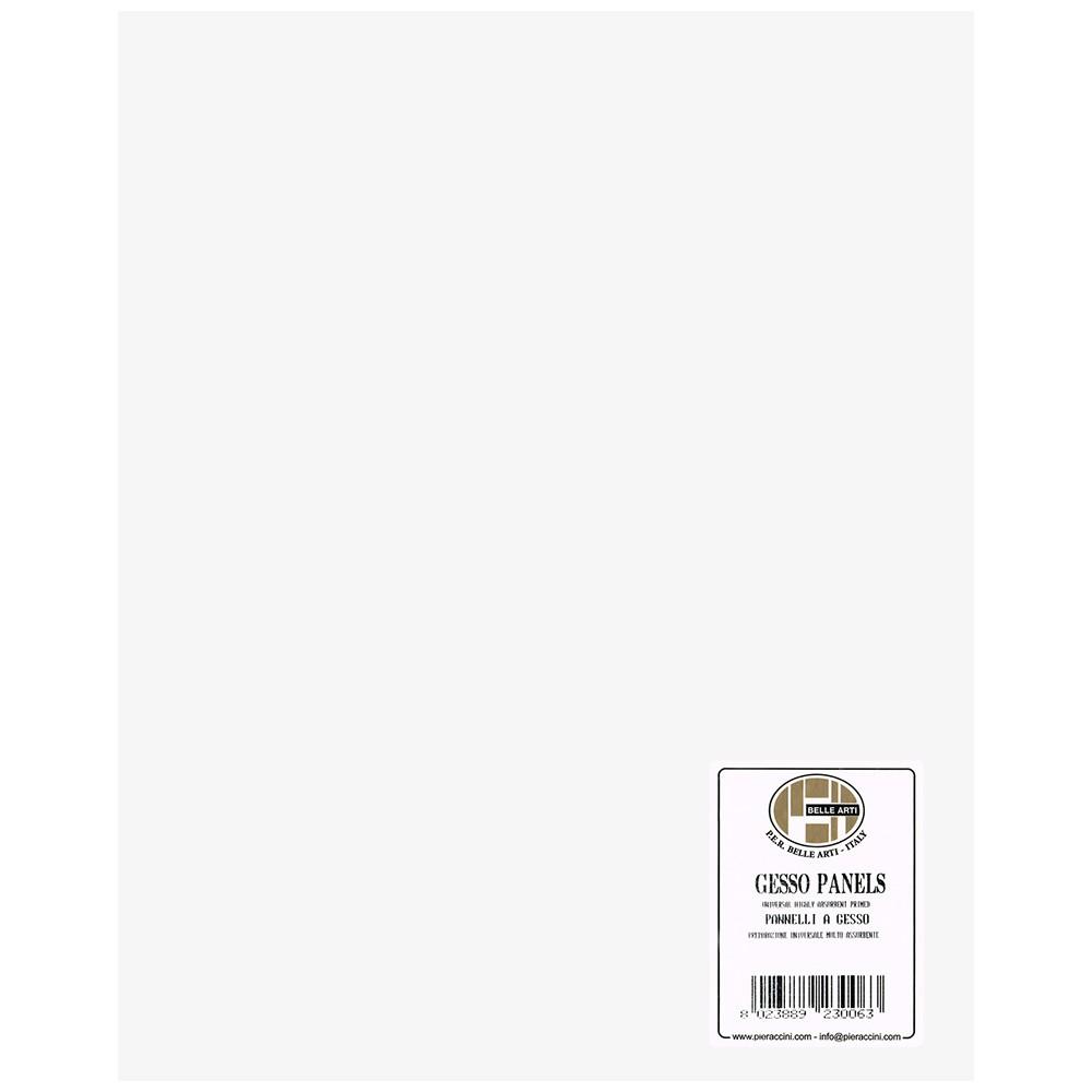 Belle Arti : Gesso Panel : Multi-Ply Poplar Wood Base : 24x30cm