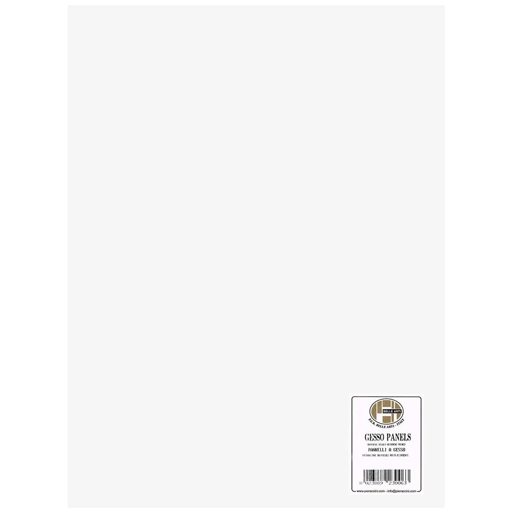 Belle Arti : Gesso Panel : Multi-Ply Poplar Wood Base : 30x40cm