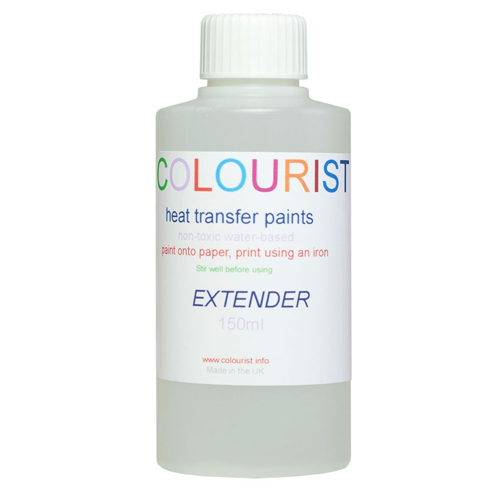 Colourist : Heat Transfer Paint 150ml : Extender