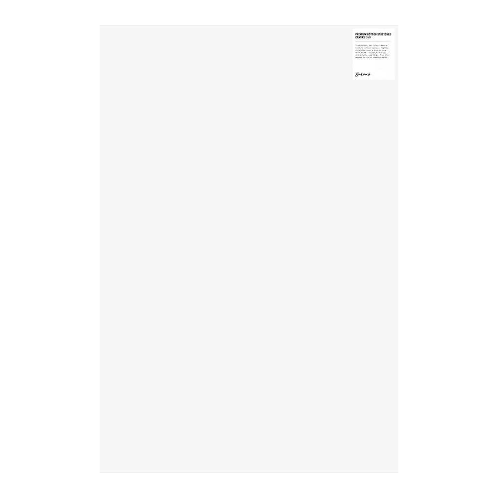 Jackson's : Single : Premium Cotton Canvas : 10oz 19mm Profile 50x75cm (Apx.20x30in)