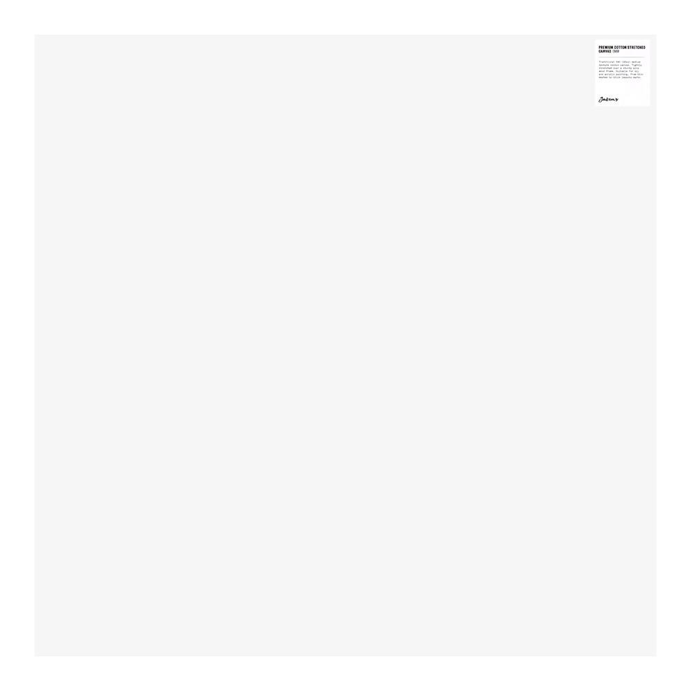 Jackson's : Single : Premium Cotton Canvas : 10oz 19mm Profile 80x80cm (Apx.32x32in)