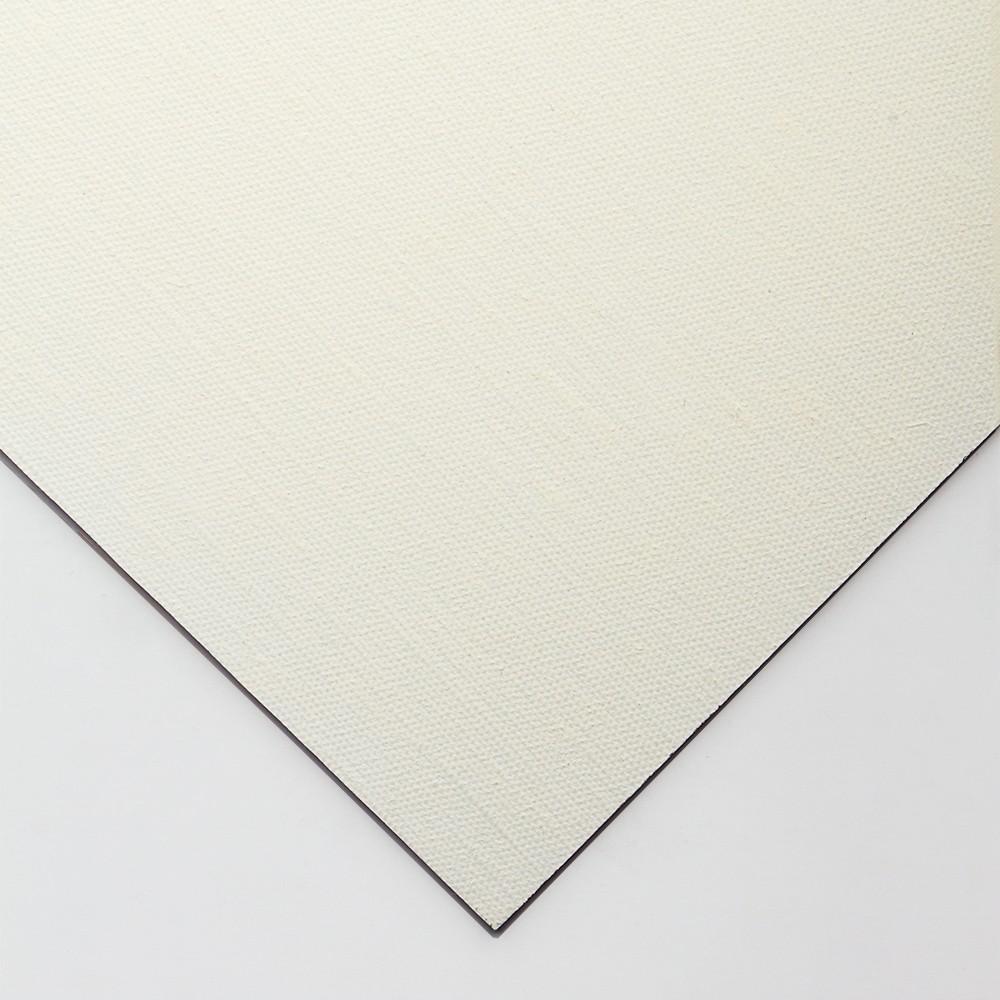 Jackson's : Handmade Boards : Oil Primed Medium Linen CL536 on MDF Board : 18x24cm