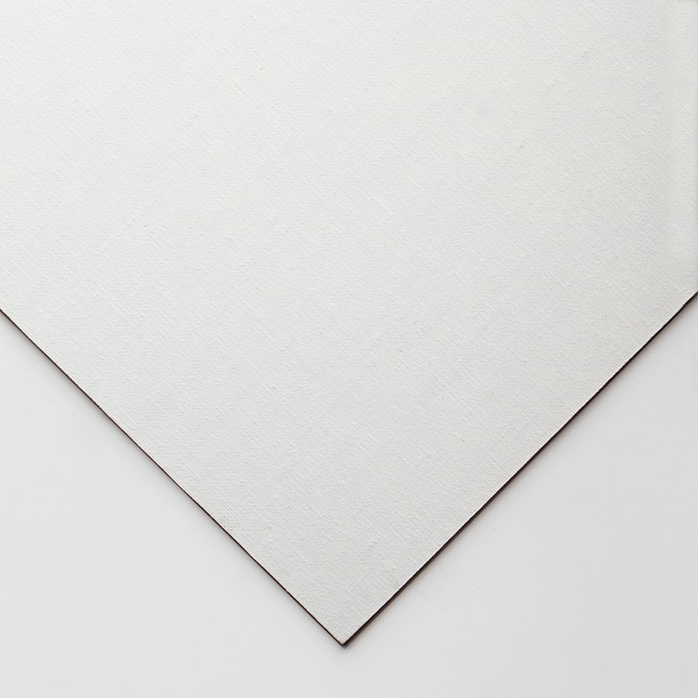 Jackson's : Handmade Boards : Universal Primed Extra Fine Linen CL574 on MDF Board : 40x50cm