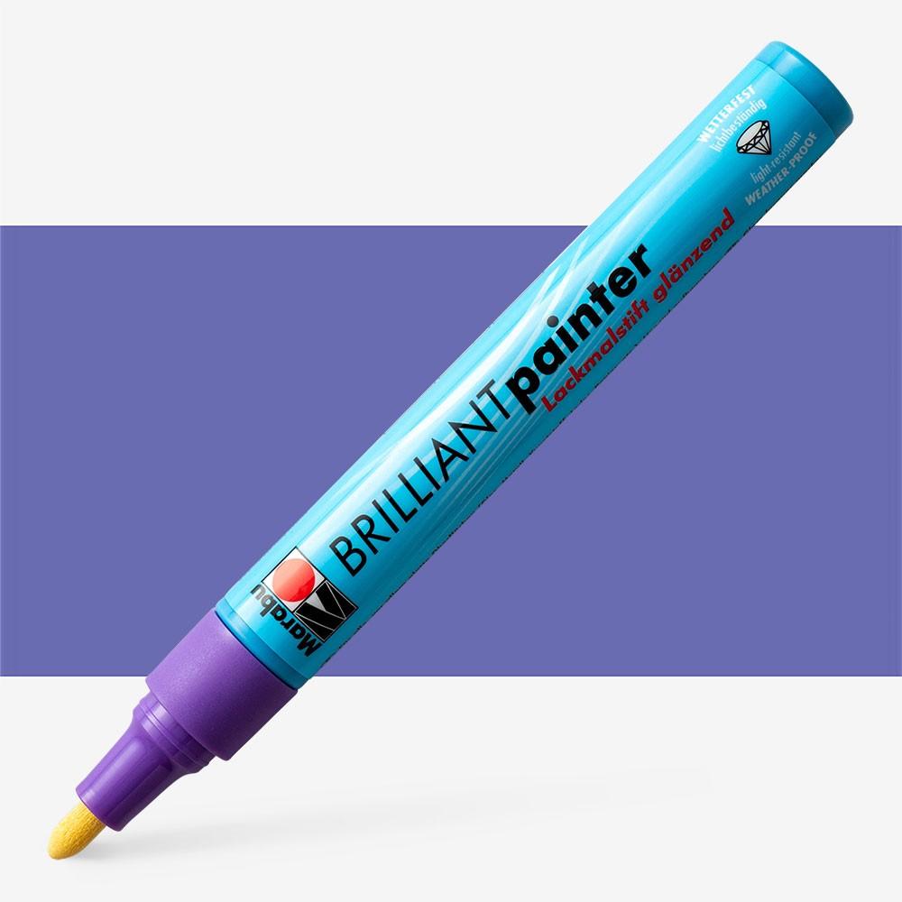 Marabu : Brilliant Painter : 2-4mm : Lavender