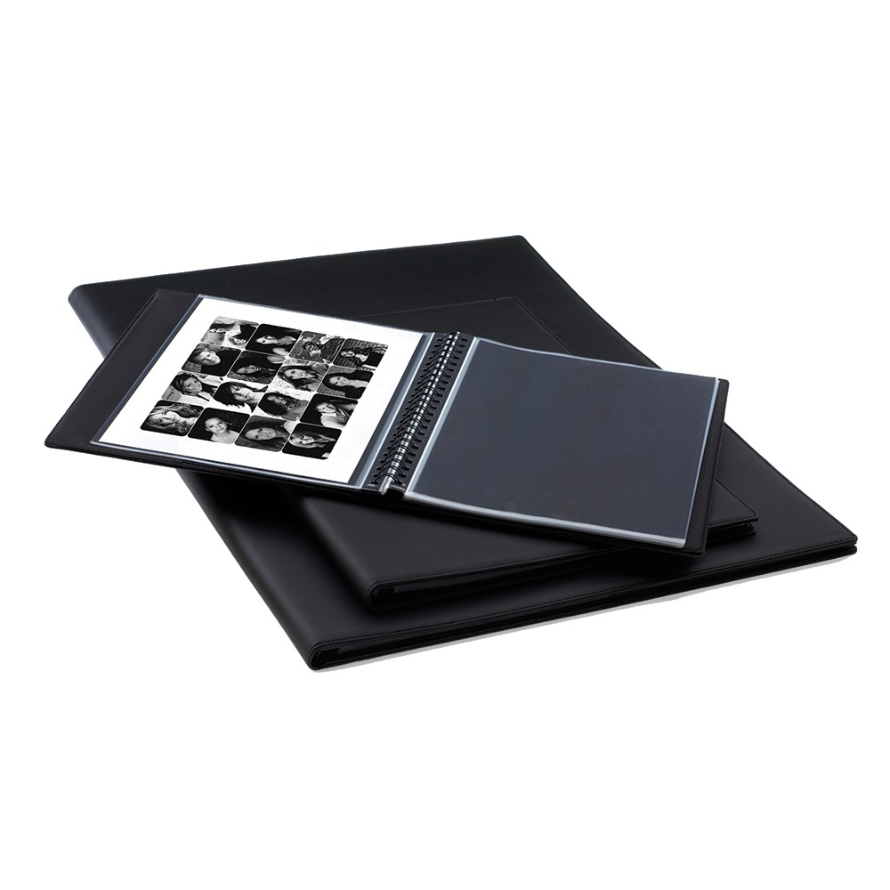 Mapac : A3 Professional Presenter Leather Look : Spiral Bound 2