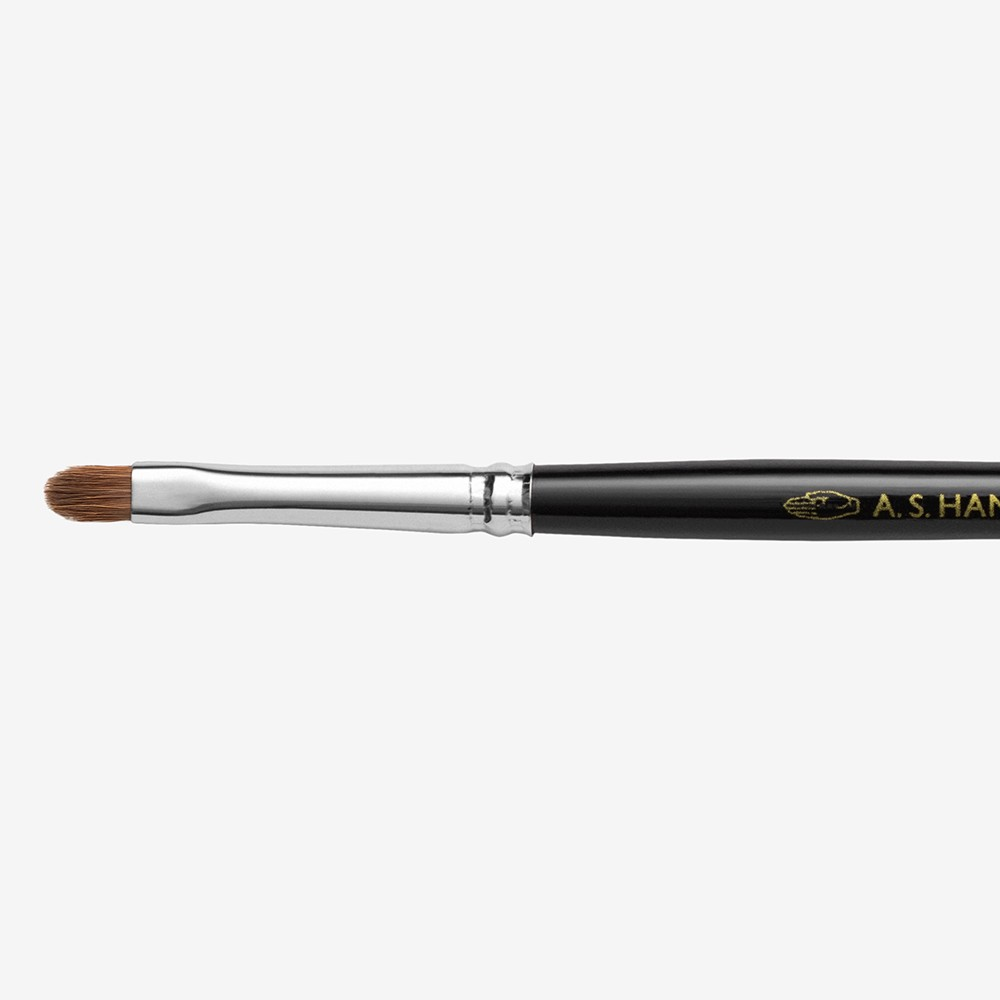 Handover : Pure Sable Domed Make Up Brush : 3/16 in