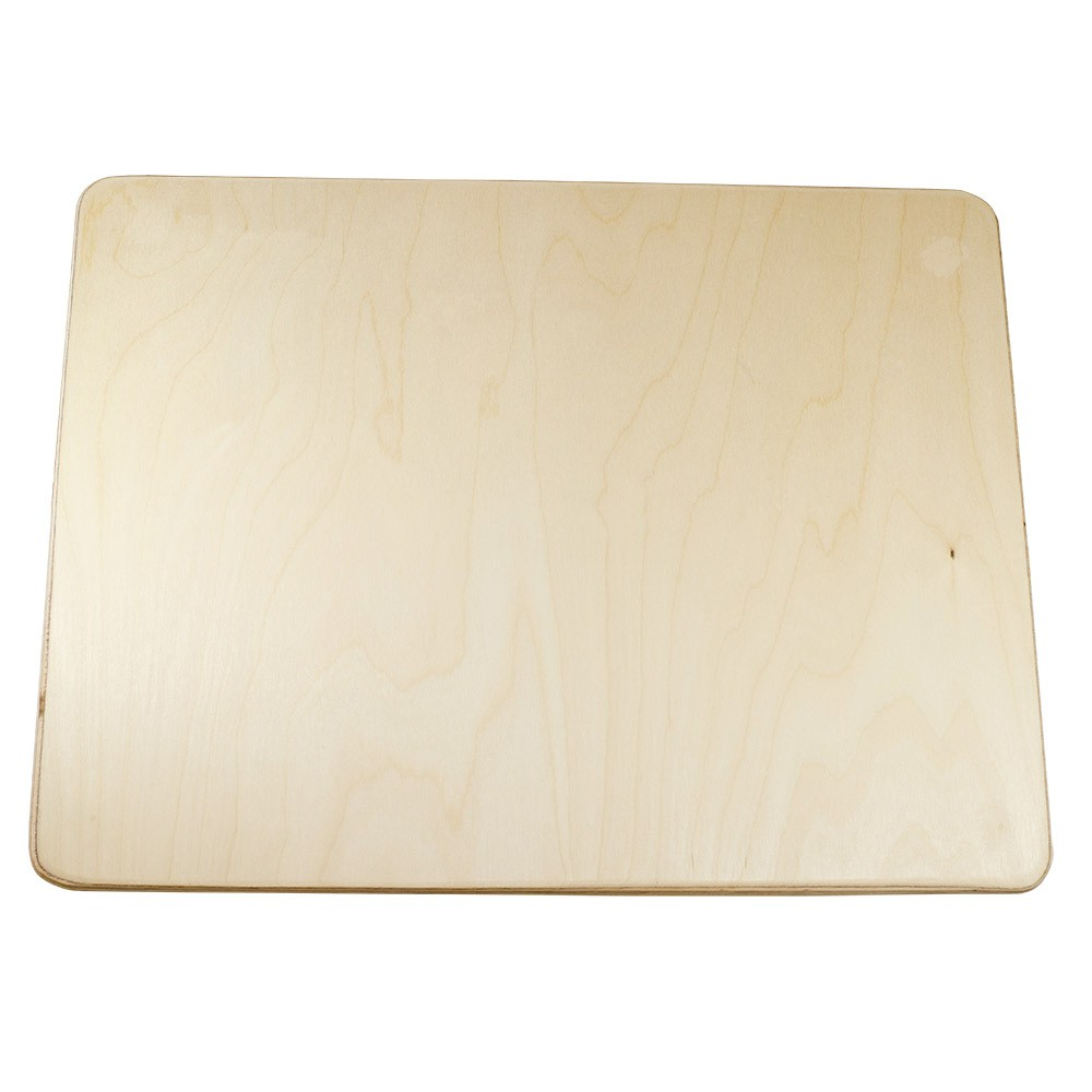 Jackson's : Heavyweight Wood Drawing Board : 48x61cm : 0.8 cm Thick