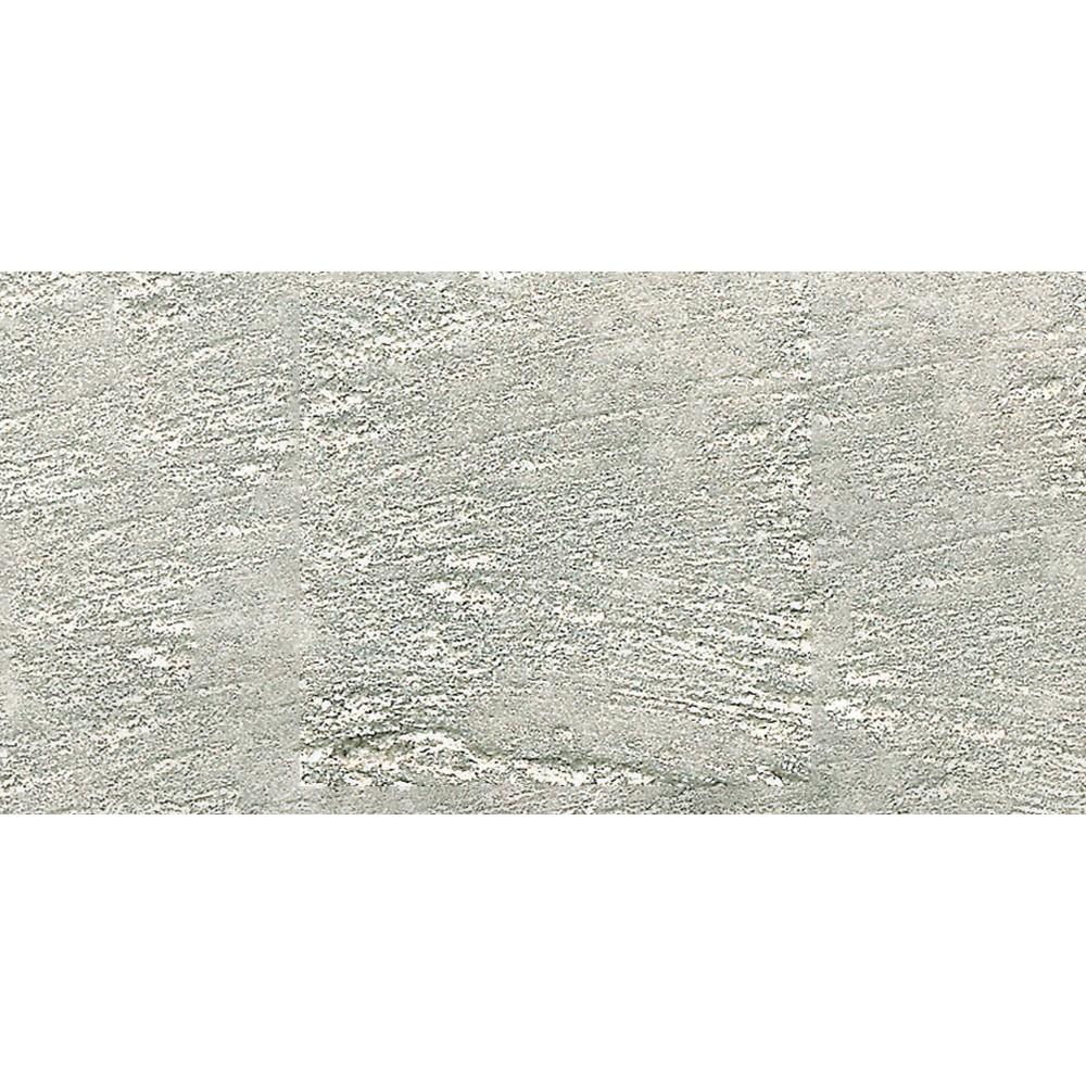 R & F : 104ml (Medium Cake) : Encaustic (Wax Paint) : Iridescent Silver (1181)