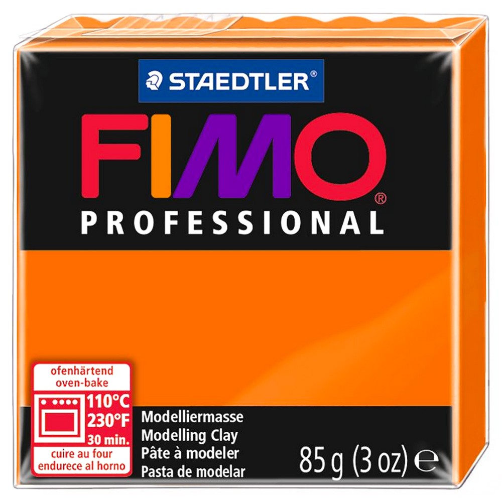 Staedtler : Fimo Professional : 85g Orange