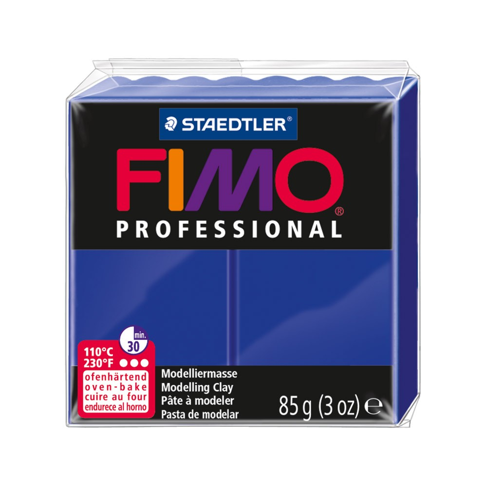Staedtler : Fimo Professional : 85g Ultramarine