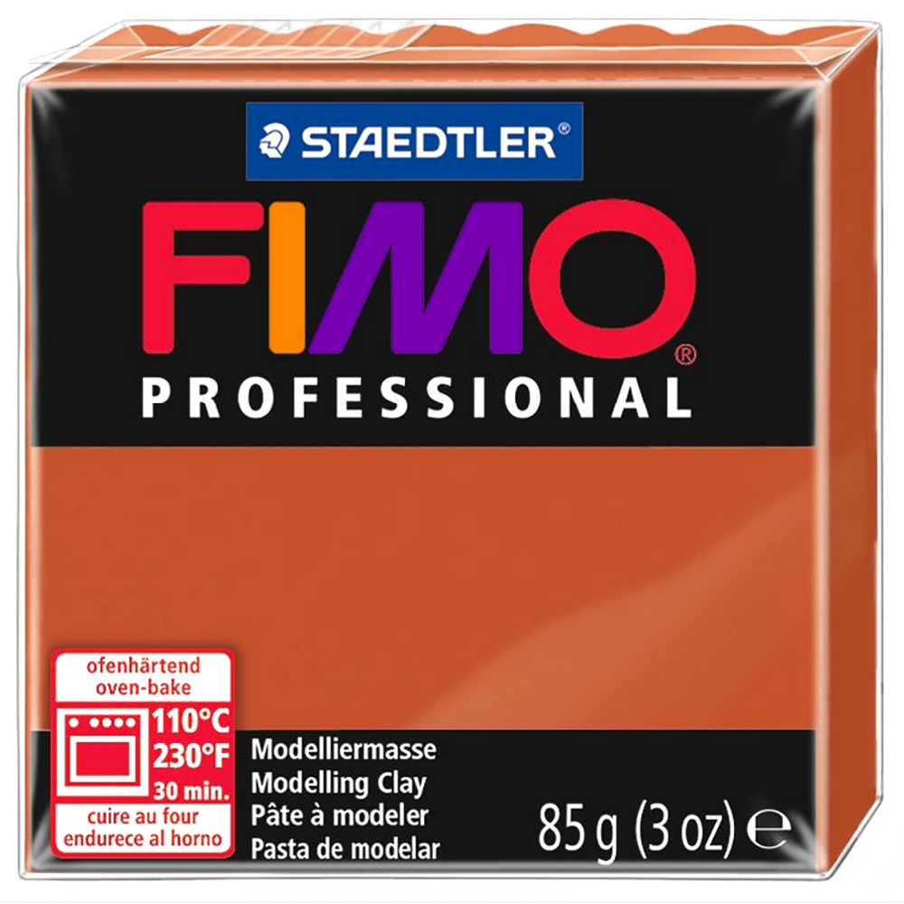 Staedtler : Fimo Professional : 85g Terracotta