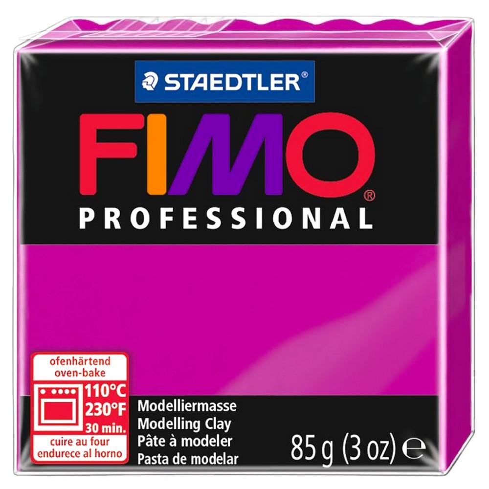 Staedtler : Fimo Professional : 85g True Magenta