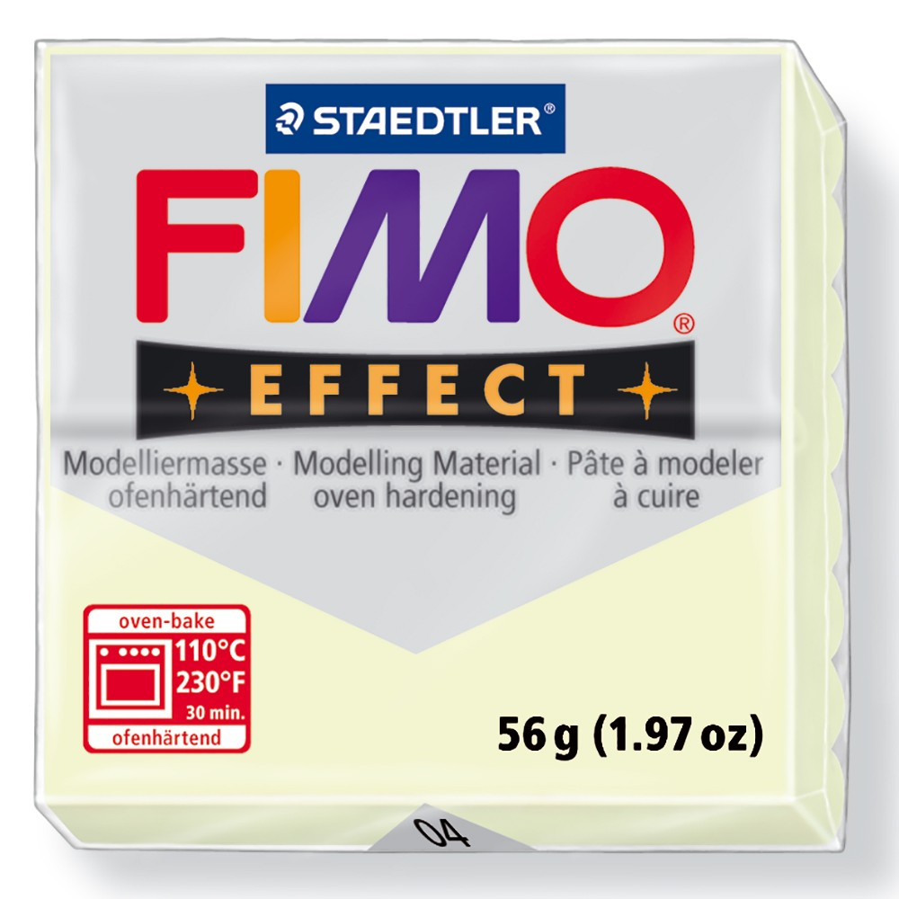 Staedtler : Fimo Effect : 57g Nightglow